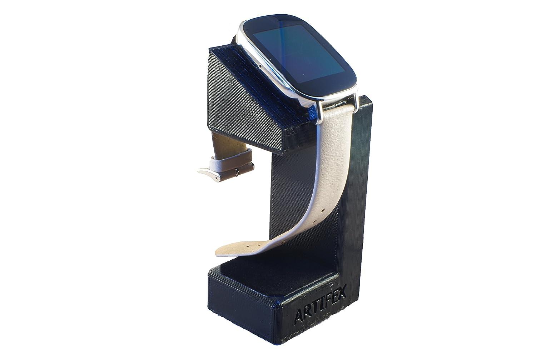 ASUS ZenWatch 2 Ponte, Artifex soporte de carga del muelle para el ZenWatch2, Nueva impresas en 3D Tecnología, Cuna SmartWatch