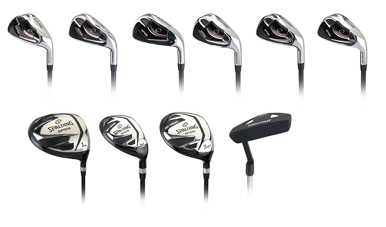 Spalding Sp99 Golf Set MLH Com - Juego de palos de golf ...