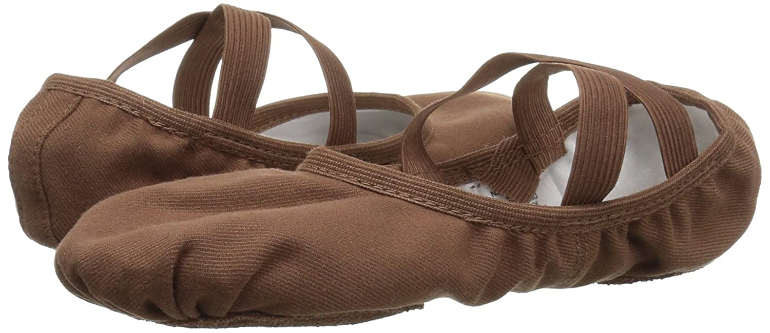 Bloch Dance Mens Performa Dance Shoe 7 C US Cocoa