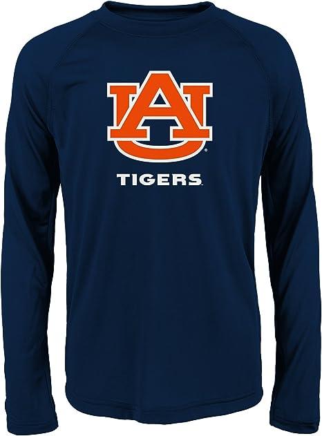 Navy Outerstuff NCAA Men/'s Auburn Tigers Performance Jacket
