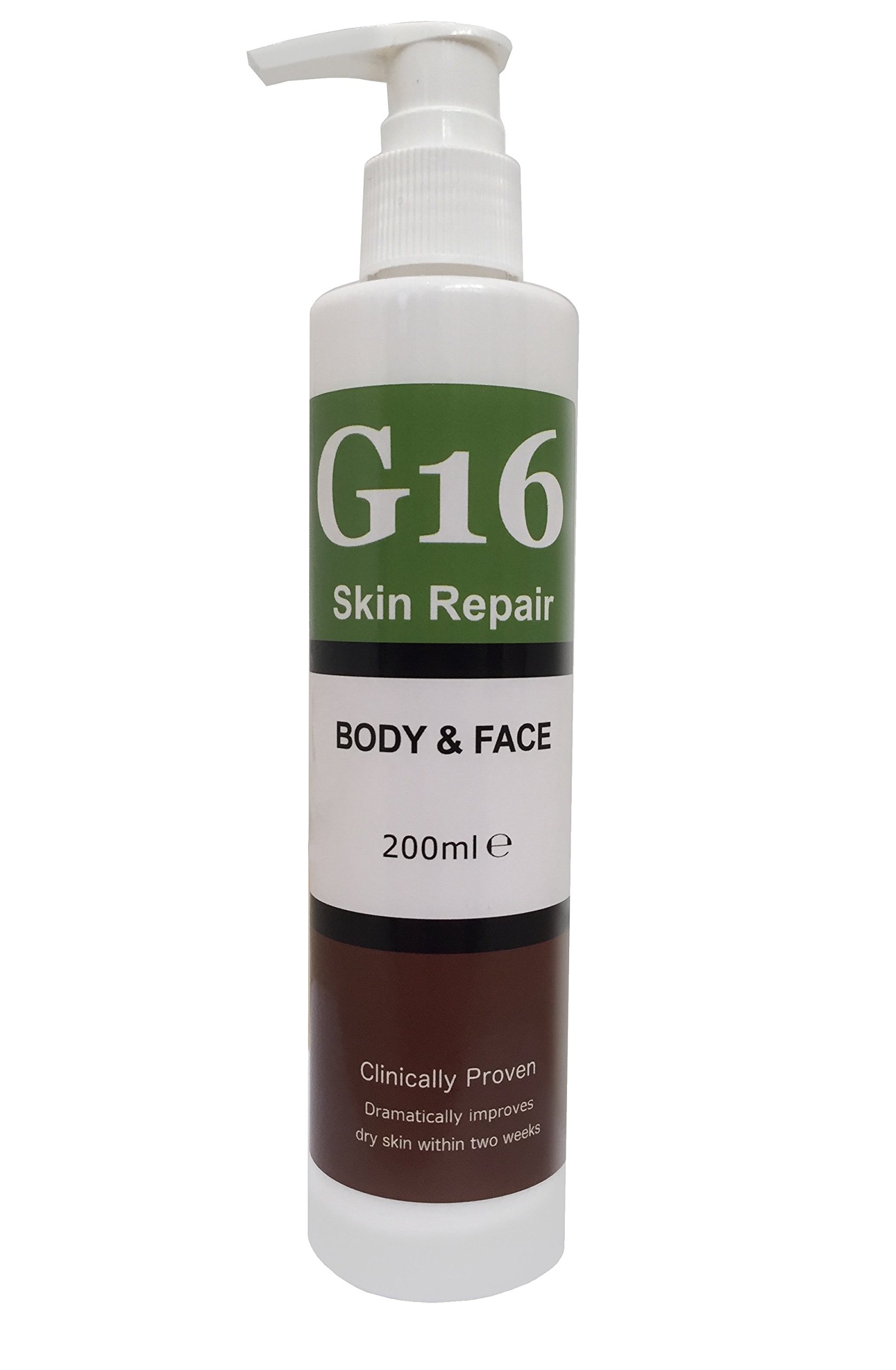 G16 Skin Repair Lotion, Excellent Ichthyosis Treatment Cream, Outstanding Results in 2 Weeks by G16