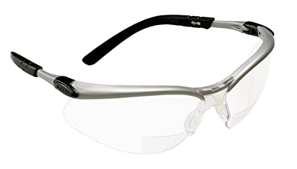 9ca08c21b33 Image Unavailable. Image not available for. Color  3M Reader +2.5 Diopter Safety  Glasses