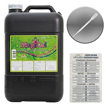 Technaflora mágico (magnesio, hierro, Calcio) + 2 Canarias tabla - 20 litros: Amazon.es: Jardín