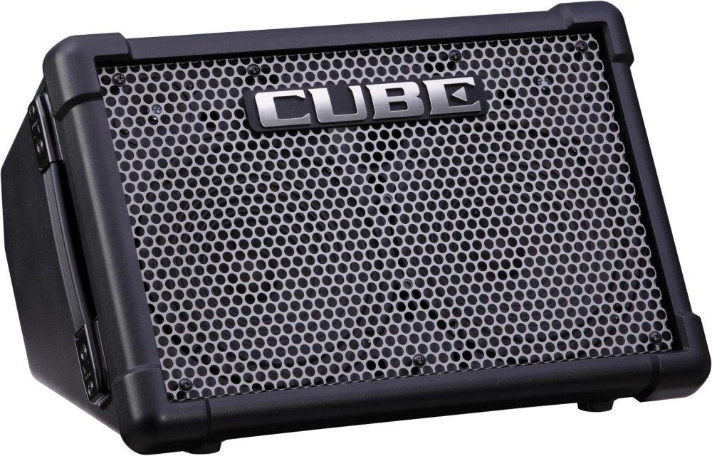Roland CUBE Street EX 4-Channel 50-Watt Battery Powered Amplifier by Roland
