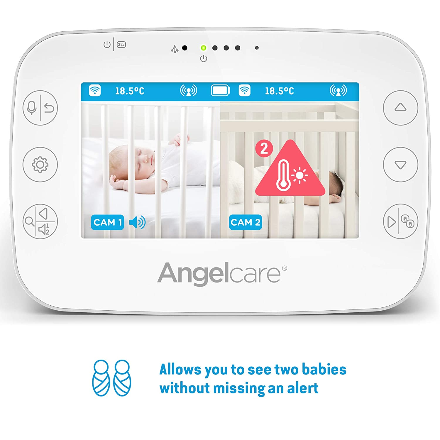Angelcare Ac320 Baby Video Monitor Baby Monitors Baby Products ...