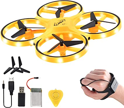 2.4G Mini Drones Toys RC Nano Quadcopter 2.4G 6 Axis with Altitude Hold for Kids