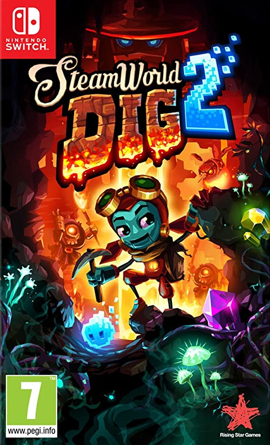 SteamWorld Dig 2: Amazon.es: Videojuegos