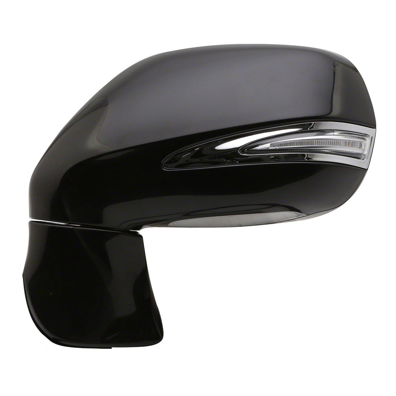 No variation Door Mirror Multiple Manufactures LX1320128OBOE Standard