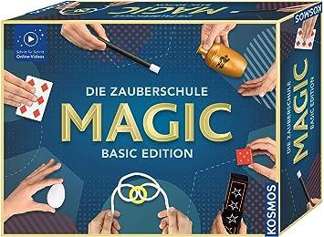 Magic Zauberkoffer Im coolen Koffer KOSMOS