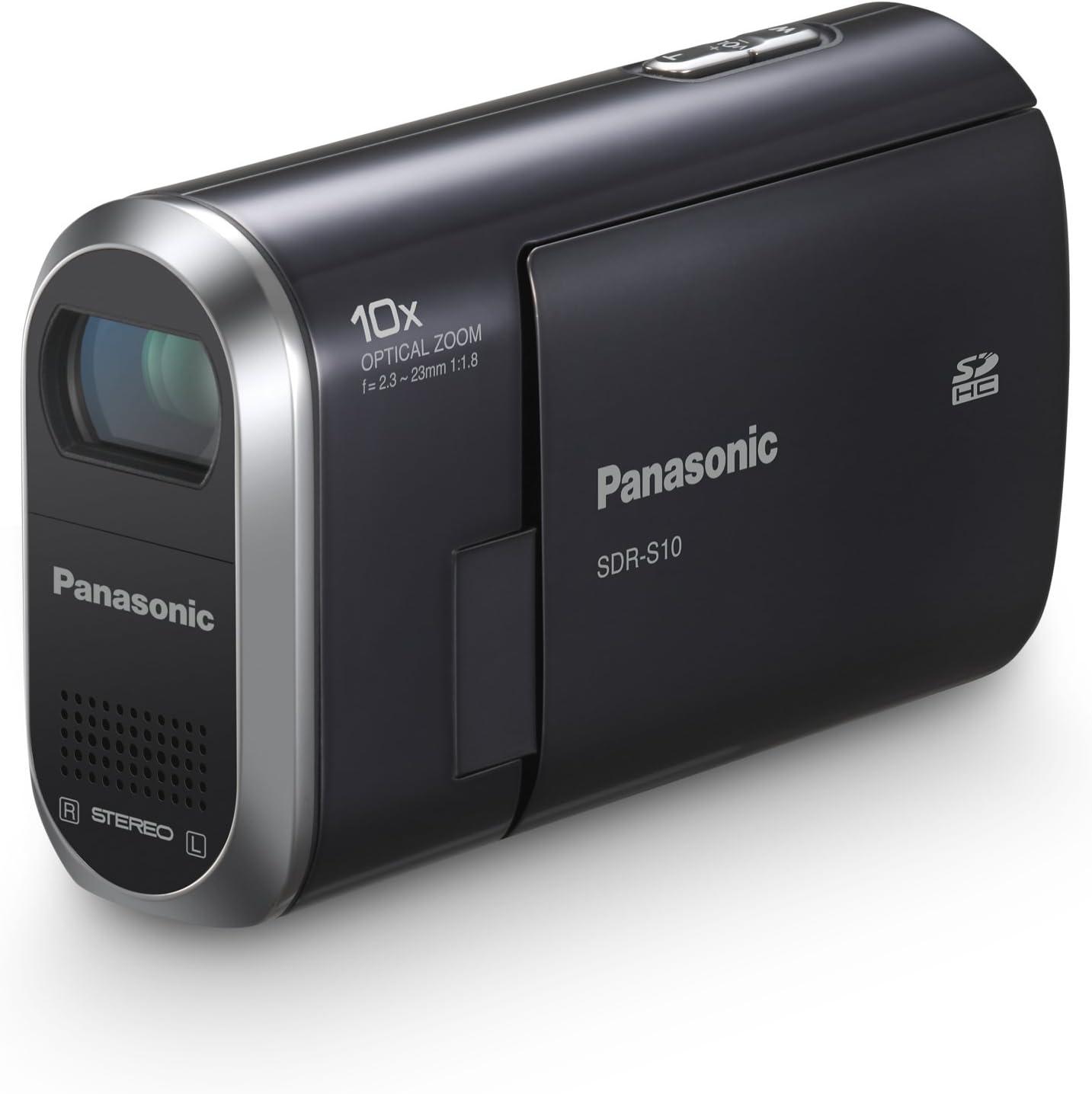SD Panasonic SDR-S10P1 Camcorder Memory Card 2 x 2GB Standard Secure Digital 1 Twin Pack Memory Card