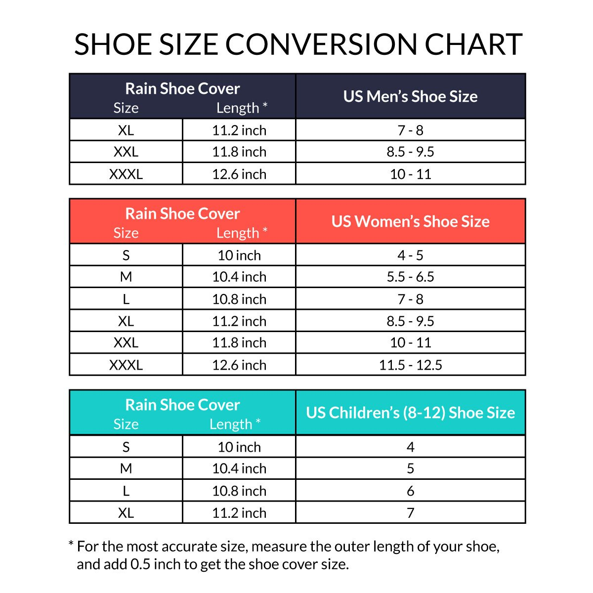 Shoes size conversion chart images free any chart examples snow rain conversion chart image collections free any chart examples rain snow conversion chart gallery free nvjuhfo Images