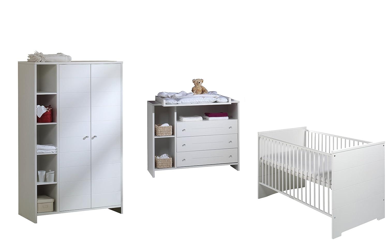 Schardt 115660900Chambre d'enfant Eco Plus avec armoire 2 11 566 09 00