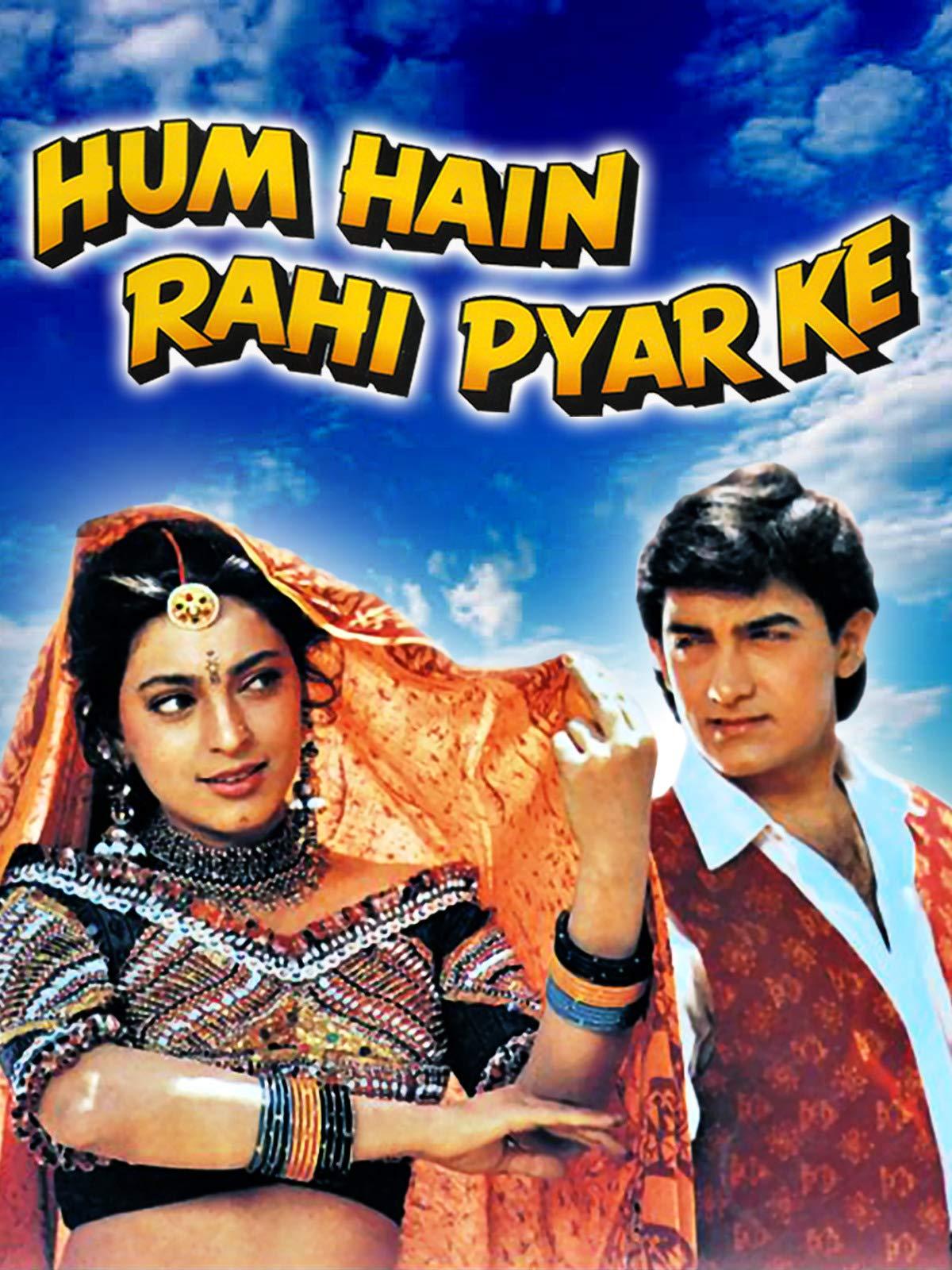 Hum Hain Rahi Pyar Ke (1993) Hindi 720p HEVC Bollywood [800MB]