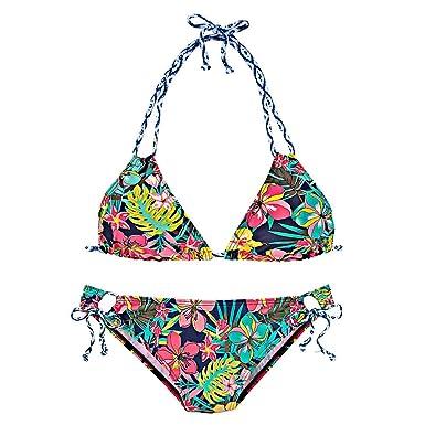 Auifor◕‿◕Mujeres brasileñas Bikini Set Traje de baño Chaleco del ...