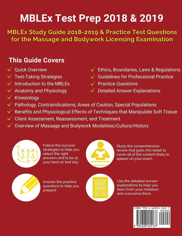 MBLEx Test Prep 2018 & 2019: MBLEx Study Guide 2018-2019 & Practice ...