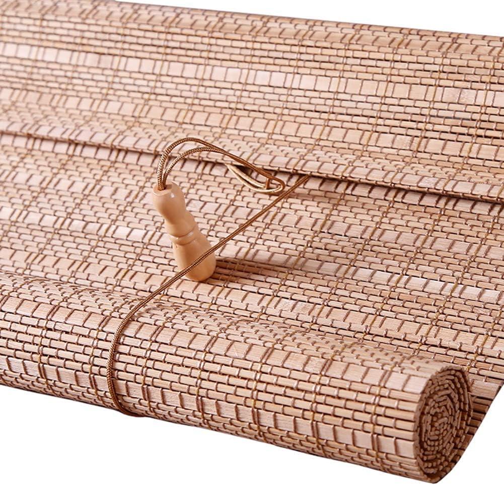 Persianas El Exterior del Rodillo Sombra para Patio/Porche/Pergola/Balcón/Patio Trasero, Rodillo 80% Protección UV con Cenefa (Size : 80cm×160cm): Amazon.es: Hogar