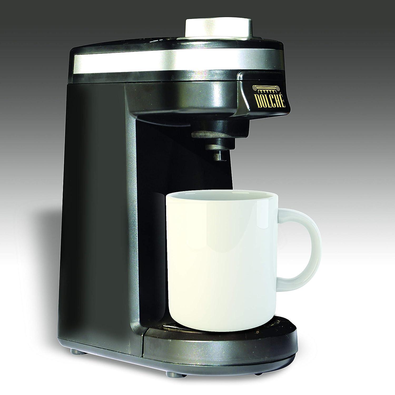 Dolché Compact, Amerikanische Kaffeemaschine, Kapsel Keurig K-Cups 2.0 und Kompatibel Dolche Italy srl