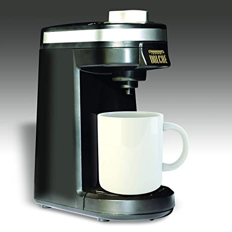 Dolché Compact, Cafetera para Café Americano en Cápsulas, K-cups Keurig 2.0 y