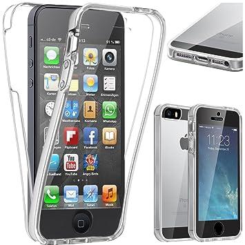 ebestStar - Compatible Funda iPhone SE 5S 5 Carcasa Gel ...