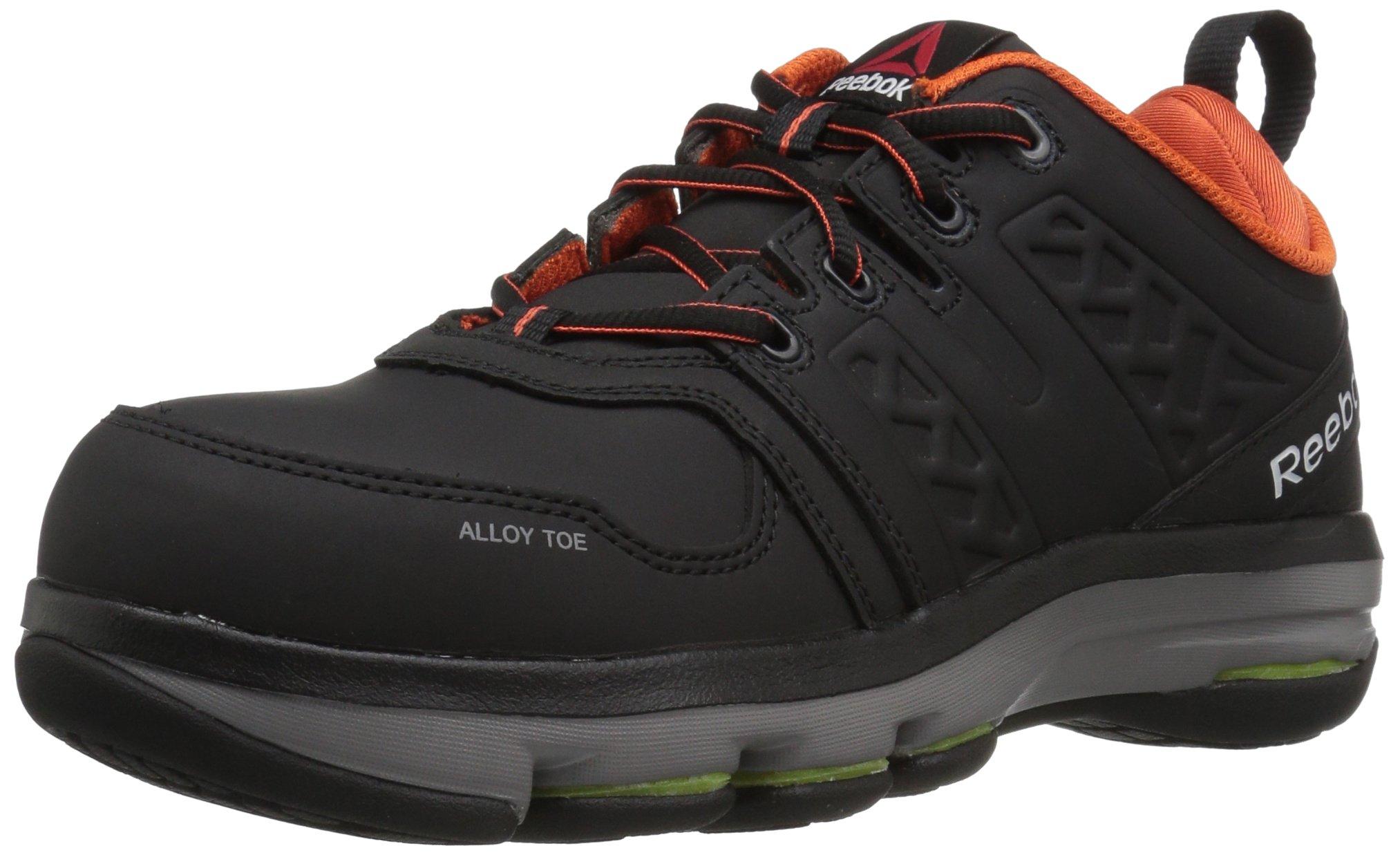 Reebok Work Men's Dmx Flex Work RB3602 Industrial and Construction Shoe