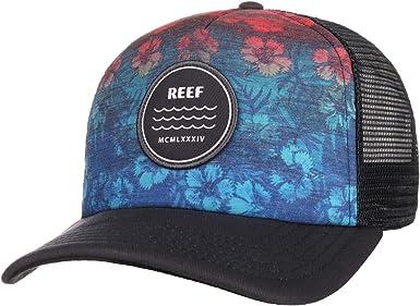 Reef Gorra Trucker Aztec de beisbol baseball (talla única - azul ...