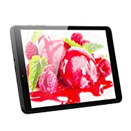 CHUWI Tablet and Keyboard for Hi10 tablet PC Removable Magnetic Docking Keyboard Black