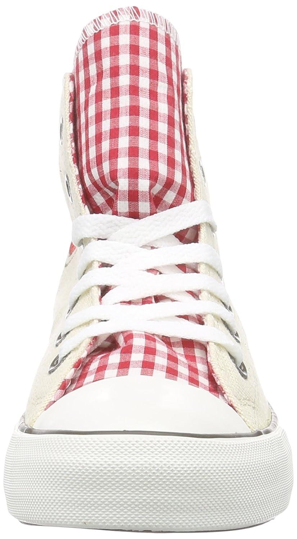 Krüger Damen Madl Heart Damen Krüger Hohe Sneakers Mehrfarbig (9) a8879e