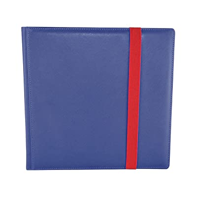 Binder: Dex 12-Pocket Dark Blue: Toys & Games