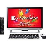 東芝 21.5型デスクトップパソコンdynabook D71/UB プレシャスブラック(Office Home&Business Premium プラス Office 365) PD71UBP-BWA