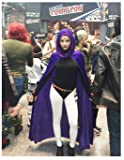 Womens Velvet Hooded Cloak Costumes Halloween