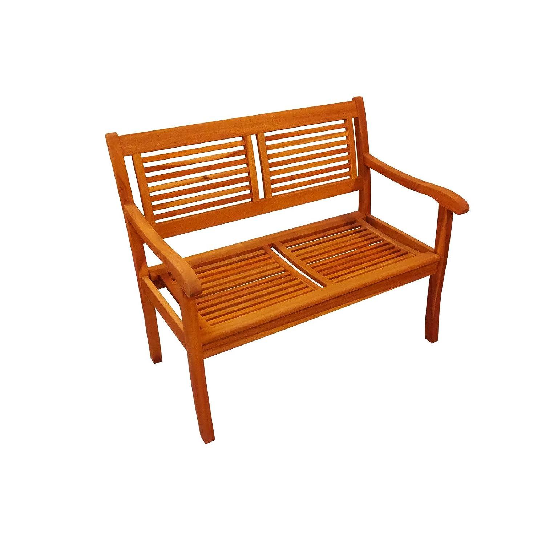 SAM Gartenbank, Cordoba 2-Sitzer 110 cm, akazie, 110 x 59,5 x 92,5 cm, 55244382