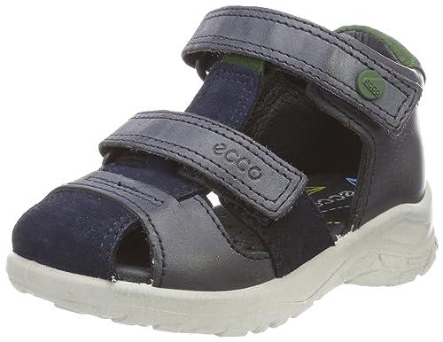 be1ebdeea19f ECCO Baby Boys  Peekaboo Sandals  Amazon.co.uk  Shoes   Bags