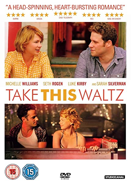 Take This Waltz [DVD] by Michelle Williams: Amazon.es: Michelle ...