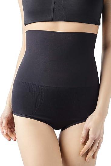07015b248c9ad MD Womens Shapewear Compression Underwear High Waist Boyshort Panties Rear  Body Shaper