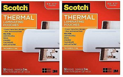 Amazon.com: Scotch TP5854-50 - Bolsas térmicas para ...