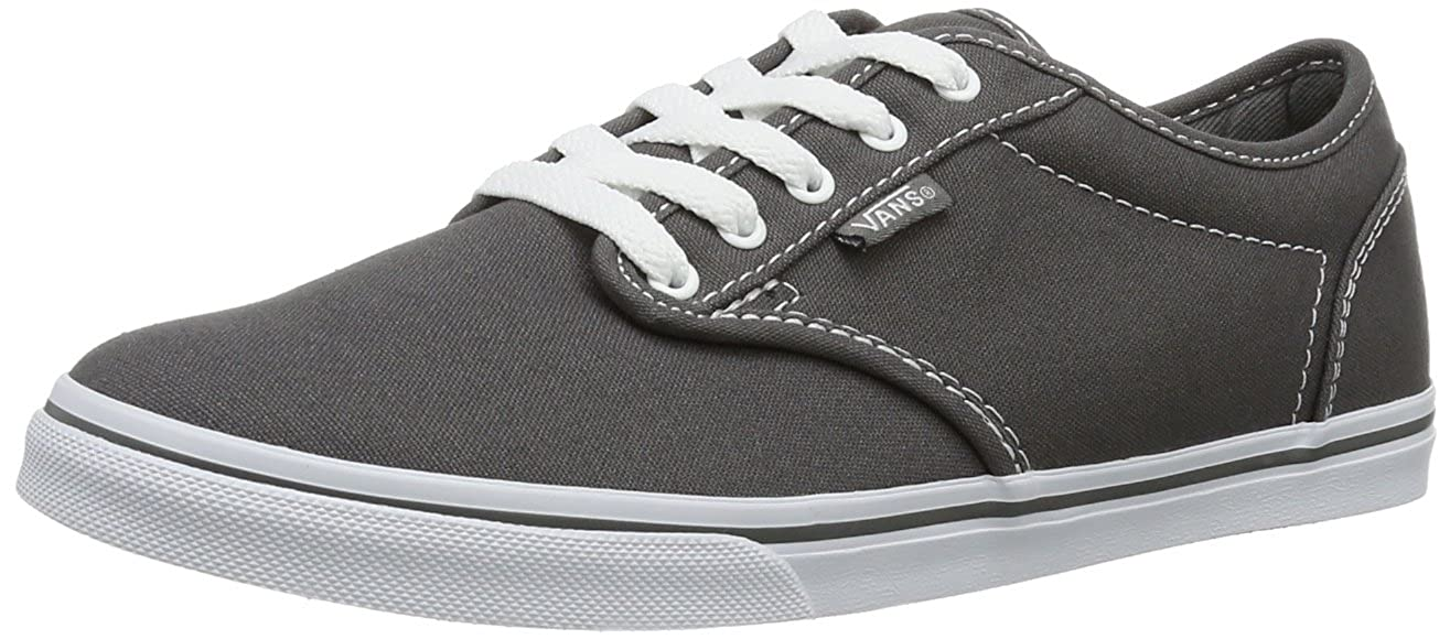Atwood canvas Sneaker Pewter Vans Amazon Donna Scarpe it Low W 5qOAf