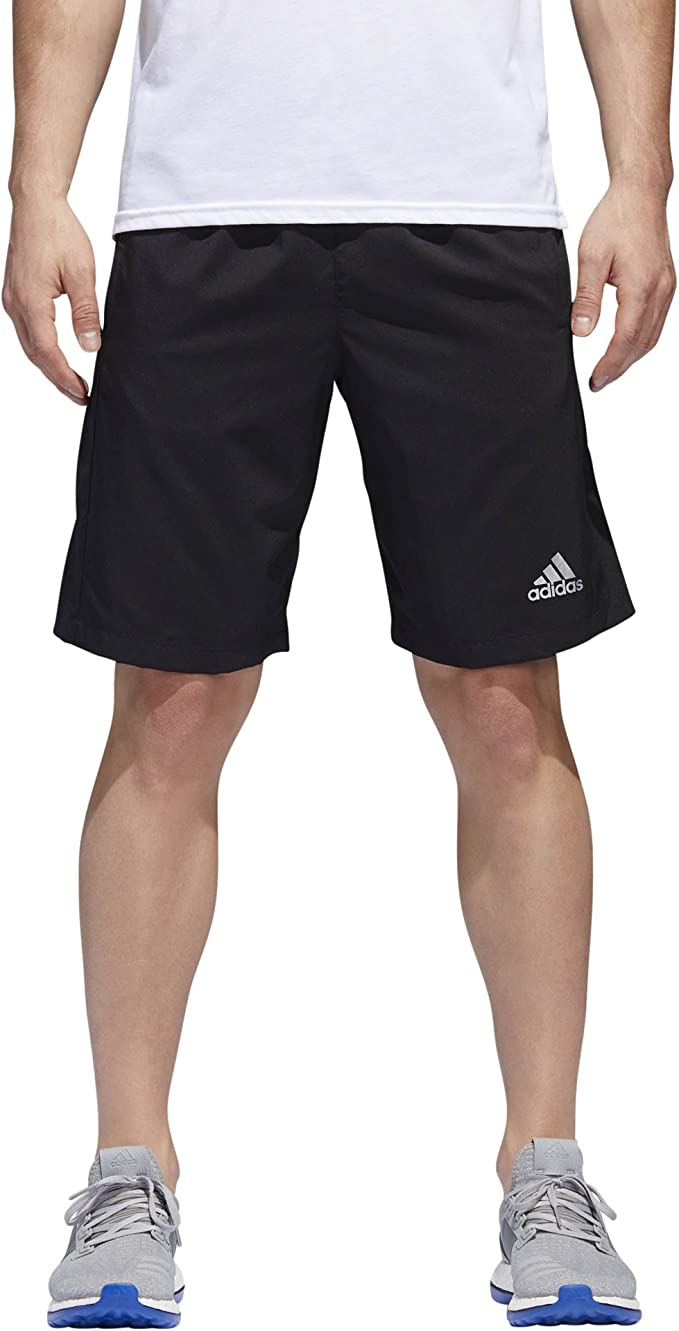 adidas Mens Training Designed-2-Move 3 Stripes Short