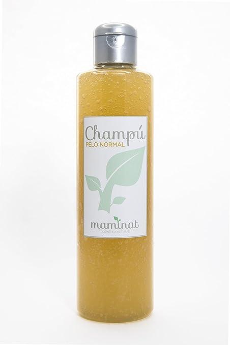 Champú natural sin sulfatos ✅ para pelo normal de azahar y romero - champú natural 100
