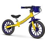 Bicicleta Infantil Balance Bike sem Pedal Show da Luna, Nathor