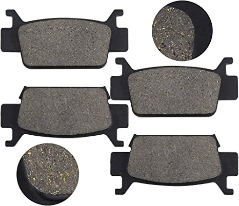 Amazon.com: Yerbay Motorcycle Front Brake Pads for Ducati