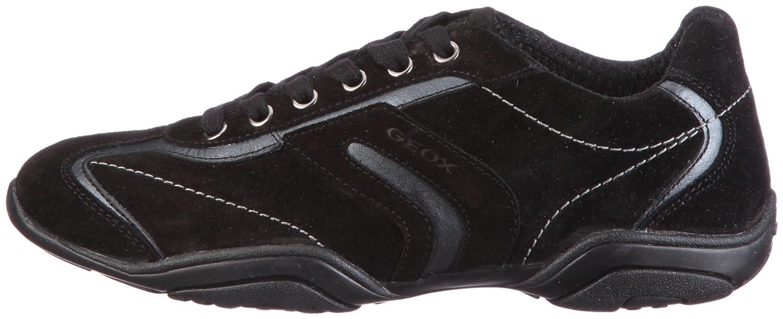 Geox Geox Geox D ARROW F Damen Sneakers Schwarz (schwarzc9999) dbb681