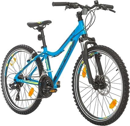 Bike Sport Live Active 24 Zoll Bikesport Hunter Jugend Fahrrad