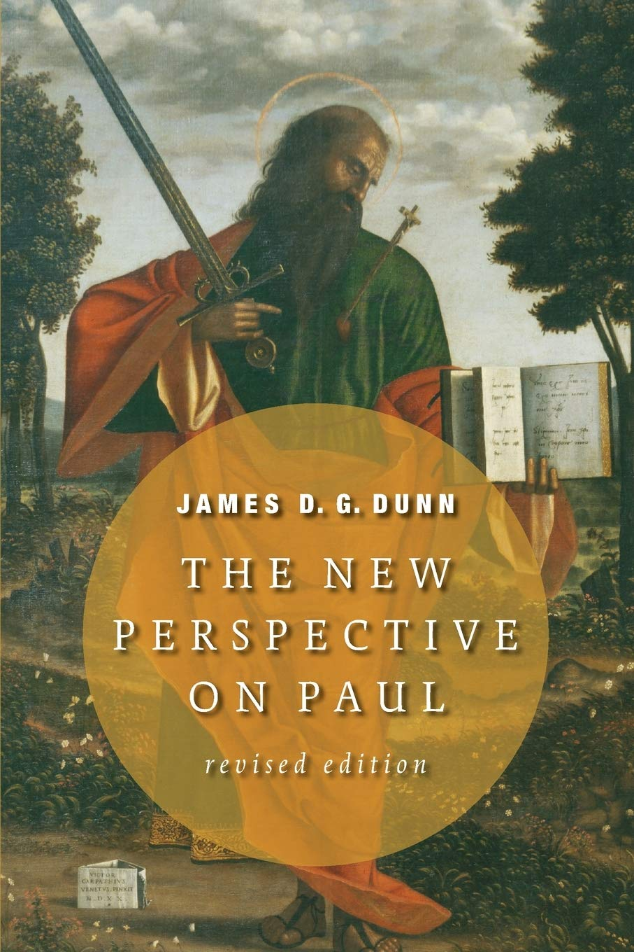 The New Perspective on Paul: Dunn, James D. G.: 9780802845627 ...