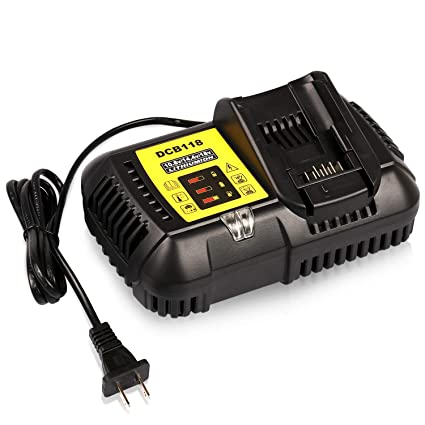 Amazon.com: Energy Tech Power Tool Cargador de batería de ...