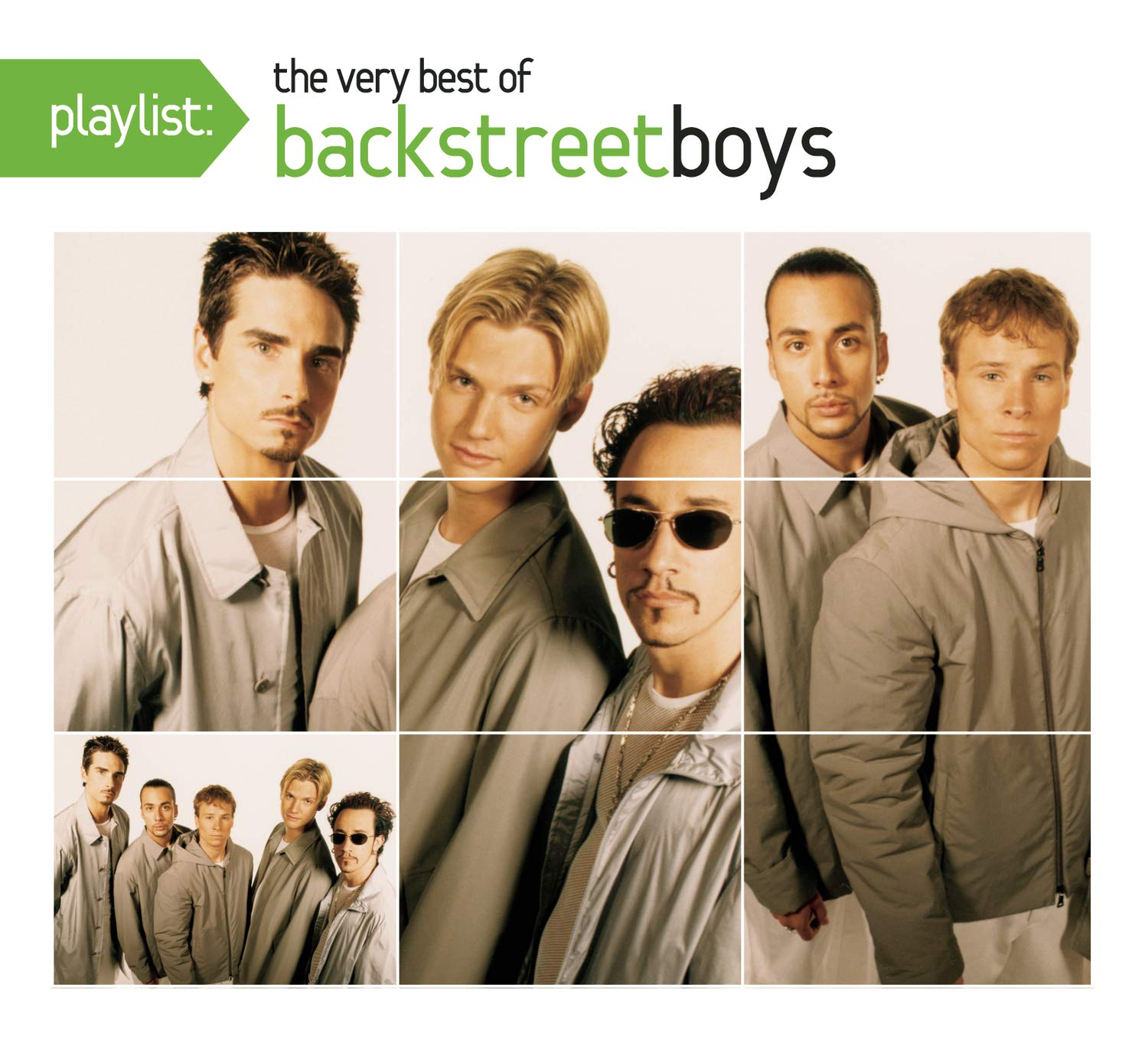 CD : Backstreet Boys - Playlist: Very Best Of (CD)