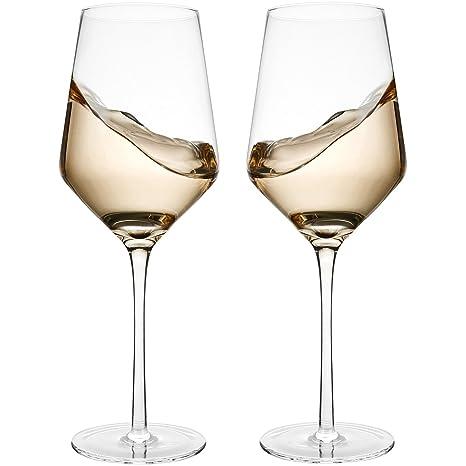 396b5e387803 Bella Vino Italian Red Wine Glasses 15.5 Ounce 9.1