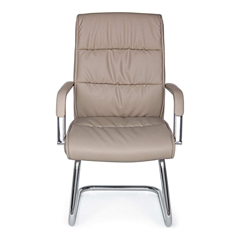 ARREDinITALY Juego de 2 sillones Oficina con Reposabrazos y ...