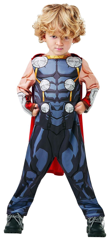 Halloweenia Disfraz de Thor para niños Assemble de los Vengadores ...