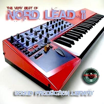 Amazon com: NORD LEAD II - Large unique original 24bit WAVE