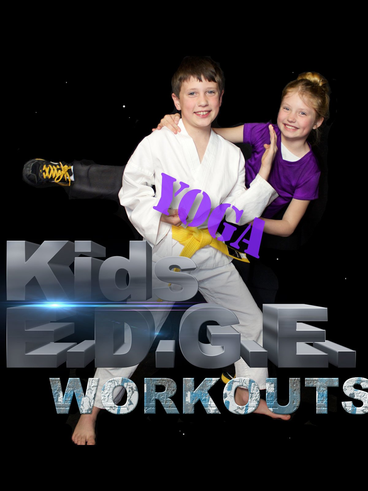 Amazon.com: Kids' E.D.G.E. Workouts, Karate: ---: Amazon.com ...